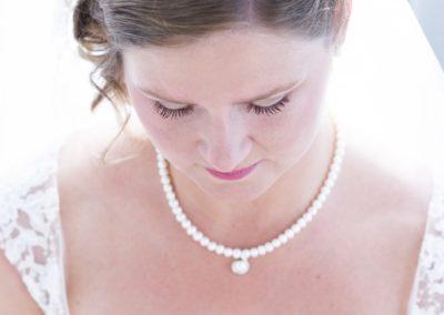 Bruidsmake-up Laura